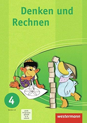 Denken und Rechnen - Ausgabe 2011: Lernsoftware 4: Einzellizenz