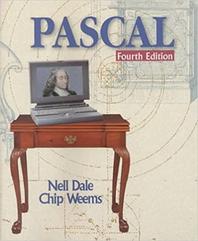 Introduction To Pascal And Structured Design, Fourth Edition (Computer  Science) 4th Edition