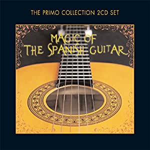 Magic of the Spanish Guitar