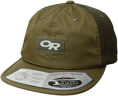 Outdoor Research Performance Trucker - Trail, Fatigue, 1size (Mountain Snowboard Fiber All)