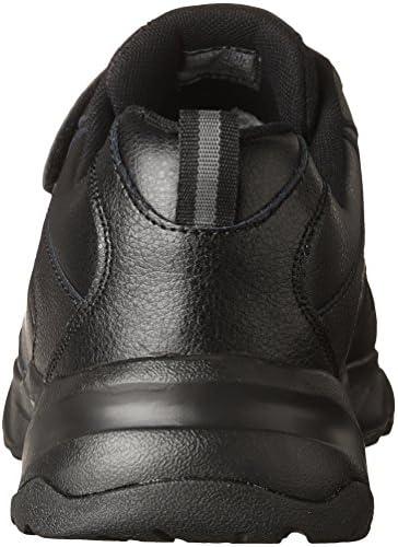 Skechers Men\'s Haniger Casspi Training Sneaker,Black,US 9.5 W