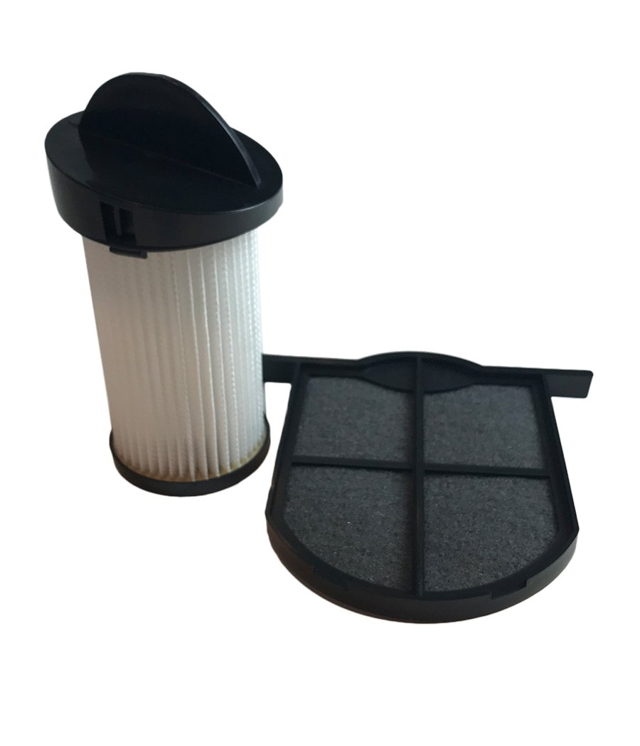 Think Crucial Replacement Eye-Vac Pre-Motor & Exhaust Filter Fits Eye-Vac Professional Units, Compatible to Part # EV-EF & EV-PMF, Washable & Reusable