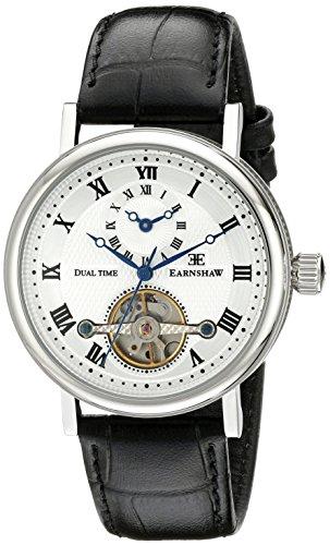Thomas Earnshaw Men's ES-8047-02 Beaufort Analog Display Automatic self Wind Black Watch