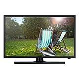 """Samsung T28E310 Monitor TV 28"""" 28 Pollici HD Ready Nero Digitale Terrestre T2 DVB/T2 Di Ultima Generazione FHD"""