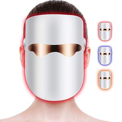 Dragoskandia Máscara de Terapia Ligera para Tratamiento de ...