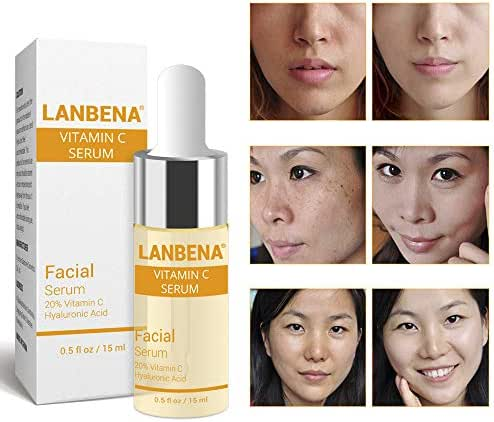 15ML Face Lift Vitamin Serum Hyaluronic VC Liquid Moisturizing Anti WrinkleLasting Moist smooth skin Repair Liquid Water Skin Care Moisturizing Brighten Skin Shrink Pores deep Firming