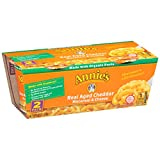 Annies Homegrown Aged Cheddar Macaroni and Cheese, 4.02 Ounce (Pack of 6)