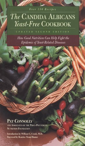 Candida Albican Yeast Free Cookbook Yeast Related ebook product image