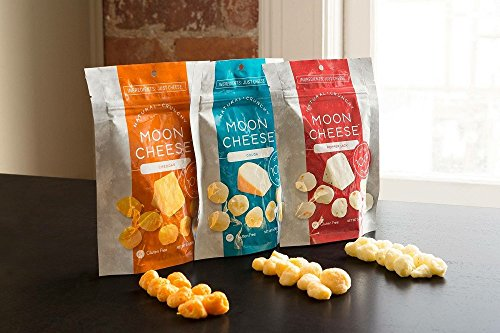 Moon Cheese 2 OZ, Pack of Three, Pepper Jack, 100% Cheese and Gluten Free by Moon Cheese (Image #6)
