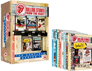 Amazon com: From the Vault: Complete Series 1 Box Set