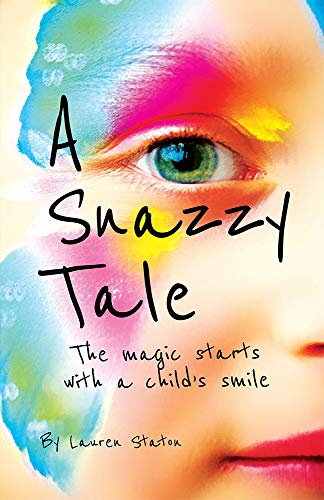 (A Snazzy Tale: The Creative Journey of Face Painting for Children)