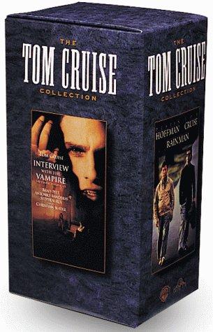 Tom Cruise 3pk: Vampire / Rain Man / Risky Busin [VHS]
