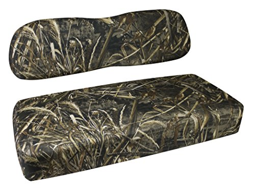 Wise WG002-733 Club Car DS2000 Series Golf Cart Front Seat Complete Set, Max 5 Camouflage