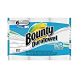Amazon Price History for:Bounty DuraTowel Paper Towels, White, 6 Count