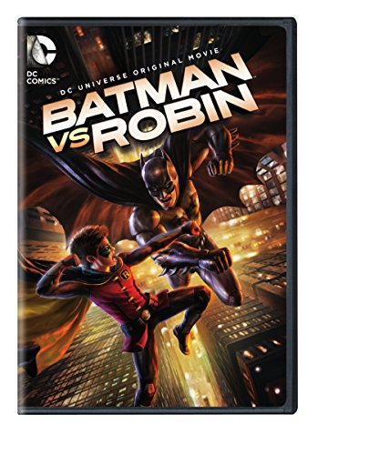 DVD : Batman Vs Robin (Full Frame, Eco Amaray Case)