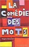 La comédie des mots par Detambel