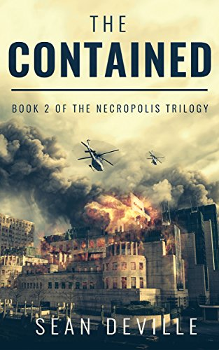 The Contained: Book 2 of the Necropolis Trilogy by [Deville, Sean]