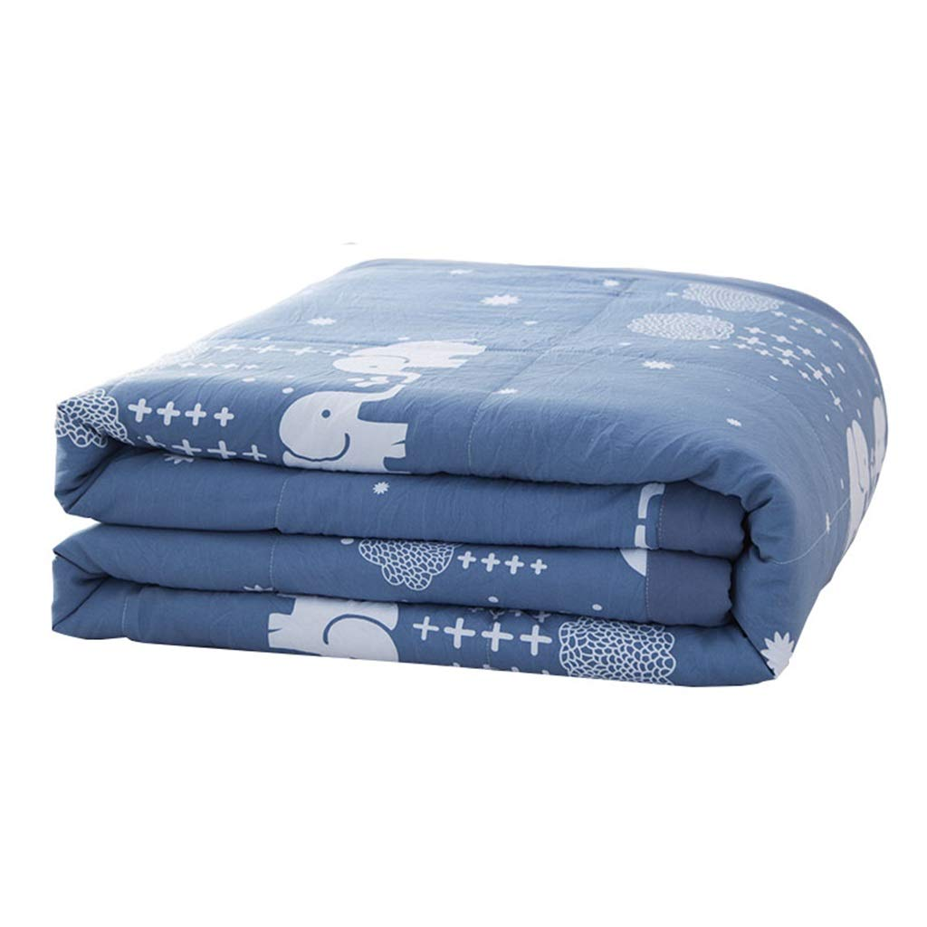Comforter Large Breathable Warmth Hypo-Allergenic Soft Comfy Wrinkle Resistant Child Quilt