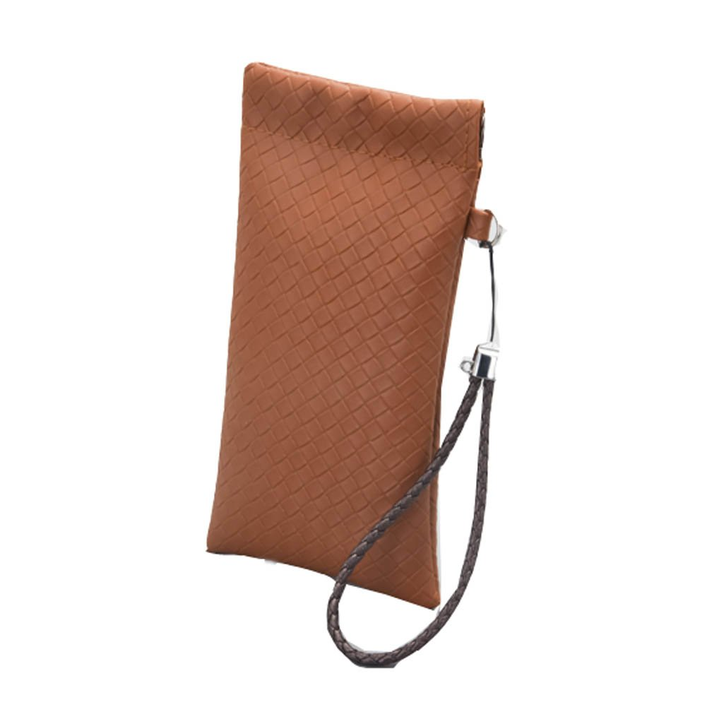 Special Sunglasses Pouch Eyeglass Bag Leather Storage Bags for Women Men