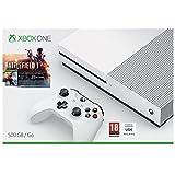 Xbox One S Battlefield Console Bundle (500GB)