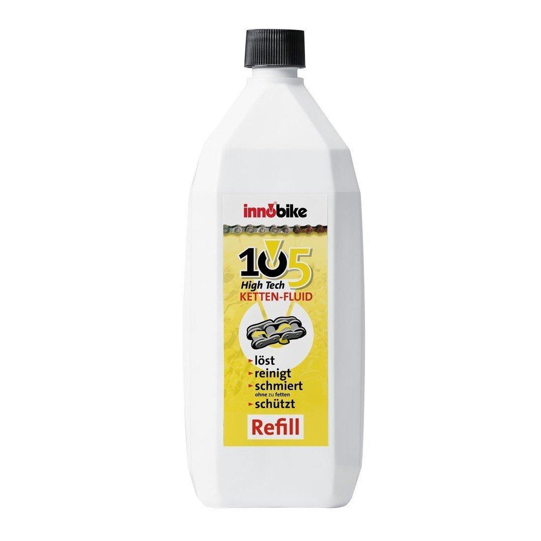 High Tech Ketten Fluid 105 Refill Innot. 1 Liter, Nachfüllflasche Refill Nachfüllflasche Refill innotech