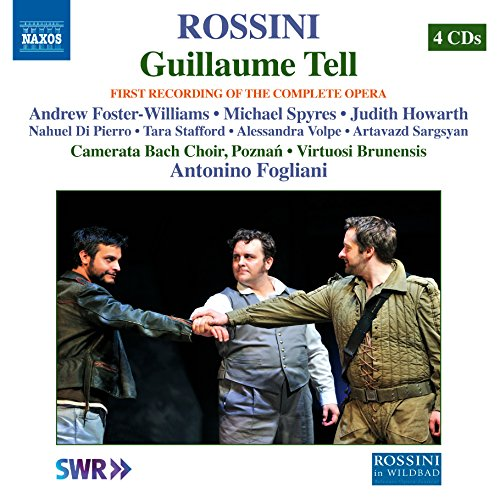 Rossini: Guillaume Tell [Box Set] (Guillaume Tell Rossini)