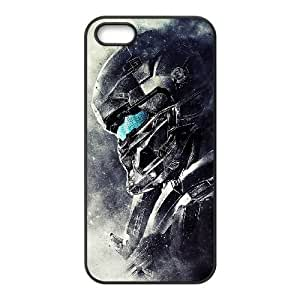 Halo 5 Guardians iPhone 5 5s Cell Phone Case Black gift pjz003-9421267