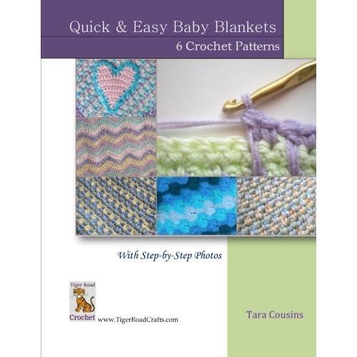 Crochet Baby Blanket Patterns Amazon
