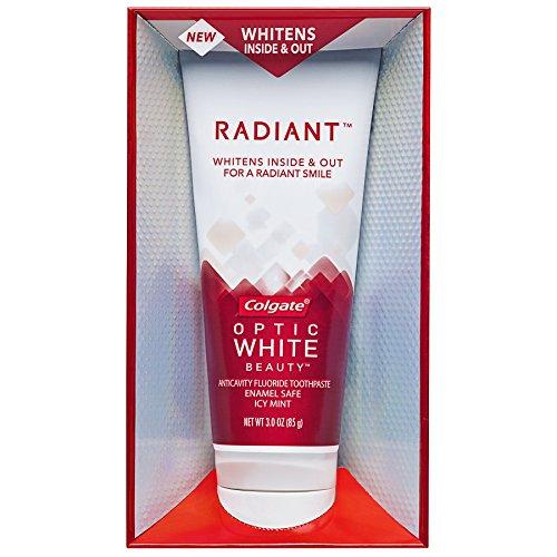 Colgate Optic Radiant Whitening Toothpaste