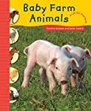 Baby Farm Animals, Sandra Grimm, 1616086548