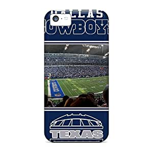 High Quality Shock Absorbing Cases For Iphone 5c-dallas Cowboys