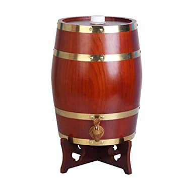 Amazoncom Wine Barrel Gx Vertical Style Oak Barrels Red Wine