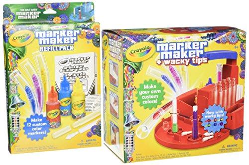 Crayola Marker Maker Wacky Refill
