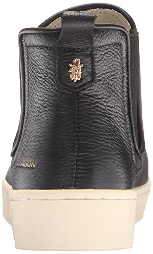 Fly London Dame Mabs832fly Mote Sneaker Sort Skinn