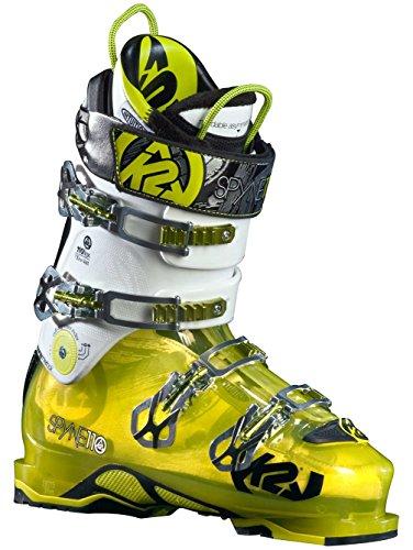 K2 Spyne 110 100mm Ski Boots Mens Sz 7.5 (25.5)