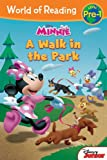 World of Reading: Minnie A Walk in the Park: Level Pre-1