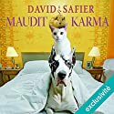 Maudit karma Audiobook by David Safier Narrated by Barbara Gateau