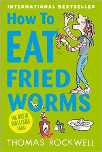 How to eat fried worms amazon thomas rockwell how to eat fried worms amazon thomas rockwell 9781408324264 books ccuart Choice Image