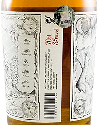 Rum Santaren 12 years Solera: Amazon.es: Alimentación y bebidas