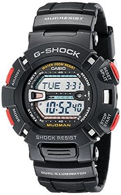 Casio G-Shock Mud Shock-Resistant Watch