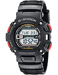 G-Shock G9000-1 Men's Black Resin Sport Watch