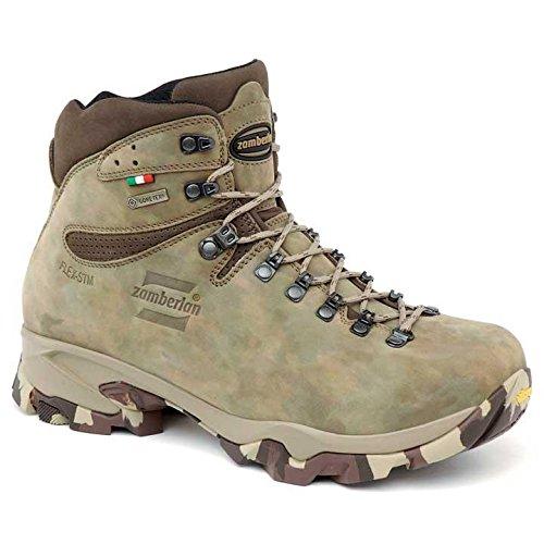 Zamberlan - 1013 Leopard GTX - Hunting Boots - Camouflage - reg-(zbpk) - 8