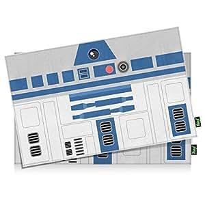 Jogo Americano Star Wars R2D2 - 2 peças