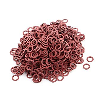 8mmx12mmx1mm 1600pcs M8 aislante de fibra arandela espaciadora Para la placa Madre: Amazon.com: Industrial & Scientific