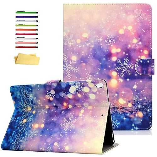 UUcovers Leather Wallet Magnetic Glitter