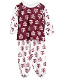 Texas A&M University Aggies Big Boys Long Sleeve 2-Piece Pajama Set, Size 16