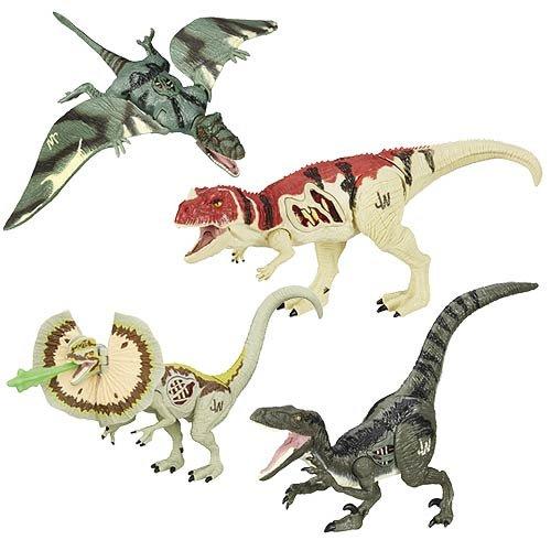 Jurassic World Growler Dinosaur Action Figures Wave 2