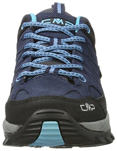 B amp; 82bd Clorophilla Wanderhalbschuhe Low Damen Trekking Blau Rigel Blue CMP Inq0CZWwn