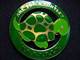 Delux Masonic Are you A Turtle? Y.B.Y.S.A.I.A. Heavy Alloy Car Emblem