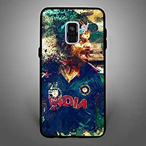 Samsung Galaxy A8 Aggressive Indian Captain